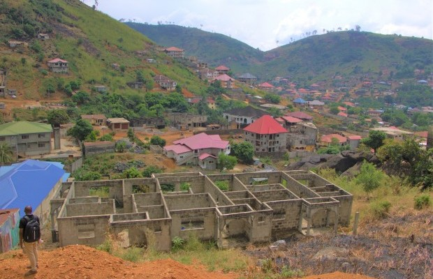 Photo #3 Empty Land for sale in Sierra Leone, Angola Town, Peninsular Road