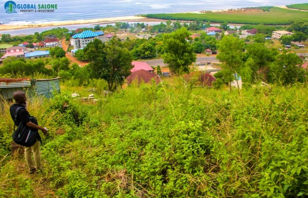 Photo #1 Empty Land for sale in Sierra Leone, Sussex, Sussex Village
