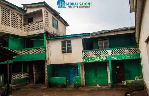Photo #2 Multi-unit House for rent in Sierra Leone, Calaba Town