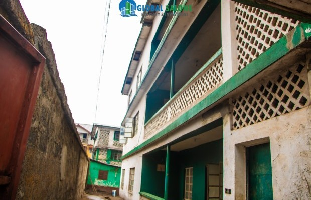Photo #1 Apartments for rent in Sierra Leone, Calaba Town
