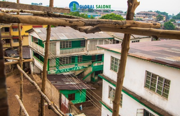 Photo #9 Apartments for rent in Sierra Leone, Calaba Town