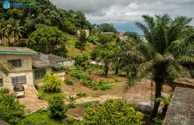 Photo #6 Land with Structure for sale in Sierra Leone, Spur Road