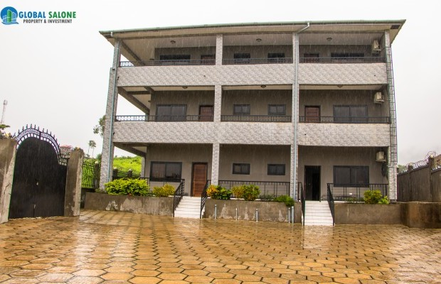 Photo #1 Multi-unit House for rent in Sierra Leone, Mambo