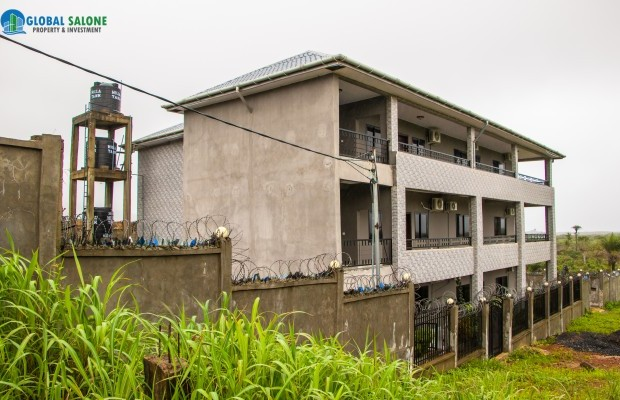 Photo #8 Multi-unit House for rent in Sierra Leone, Mambo
