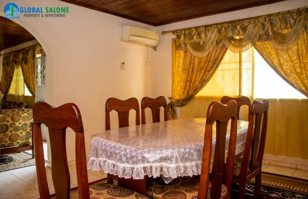 Photo #11 Apartments for rent in Sierra Leone, Spur Road, 38e Lower Pipe Line, off spur Road