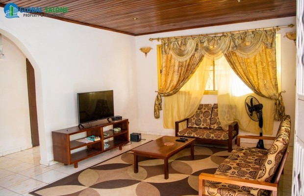 Photo #3 Apartments for rent in Sierra Leone, Spur Road, 38e Lower Pipe Line, off spur Road
