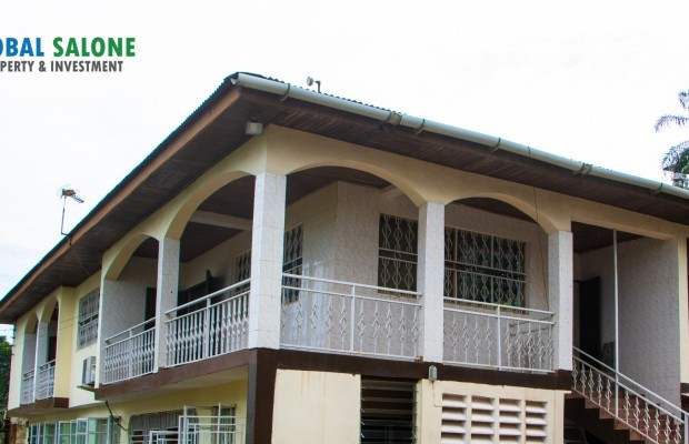 Photo #1 Apartments for rent in Sierra Leone, Spur Road, 38e Lower Pipe Line, off spur Road
