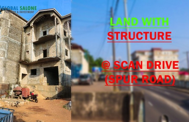 Photo #1  for sale in Sierra Leone, Spur Road, 5b Scan drive, spur road