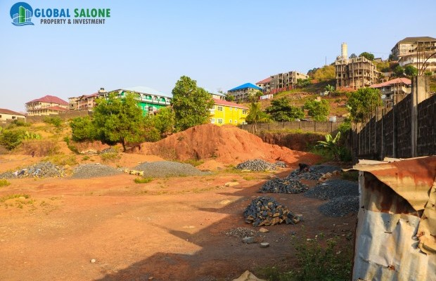 Photo #3 Empty Land for sale in Sierra Leone, Hill Station, Ramon Coker Drive, Hill Station