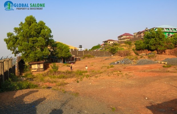 Photo #4 Empty Land for sale in Sierra Leone, Hill Station, Ramon Coker Drive, Hill Station