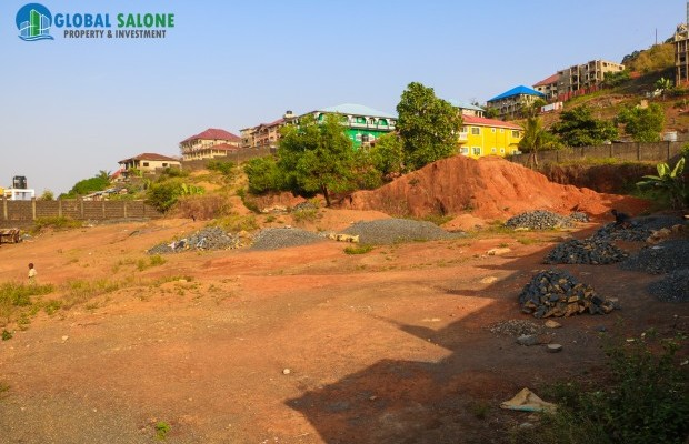 Photo #5 Empty Land for sale in Sierra Leone, Hill Station, Ramon Coker Drive, Hill Station