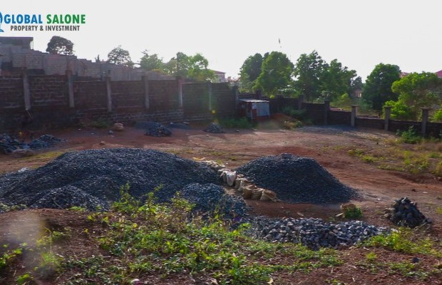 Photo #7 Empty Land for sale in Sierra Leone, Hill Station, Ramon Coker Drive, Hill Station