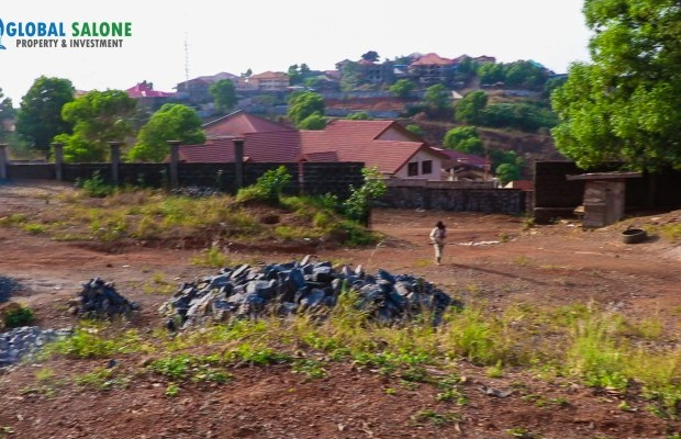 Photo #8 Empty Land for sale in Sierra Leone, Hill Station, Ramon Coker Drive, Hill Station