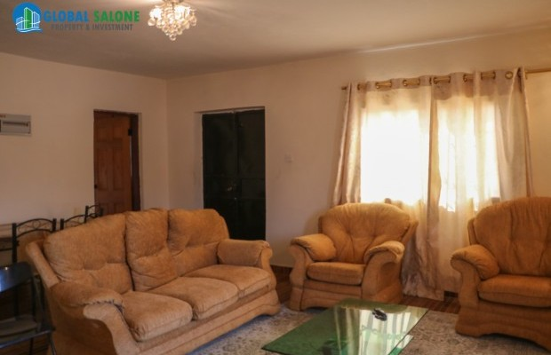 Photo #3 Multi-unit House for rent in Sierra Leone, 2a Up Barracks Road, Murry Town