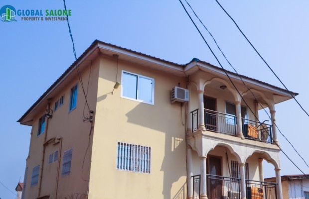 Photo #1 Multi-unit House for rent in Sierra Leone, 2a Up Barracks Road, Murry Town